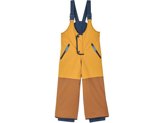 Finkid Kajo Husky Winter Pants Kids golden
